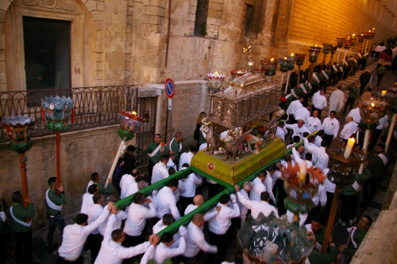 Noto -Festa di San Corrado