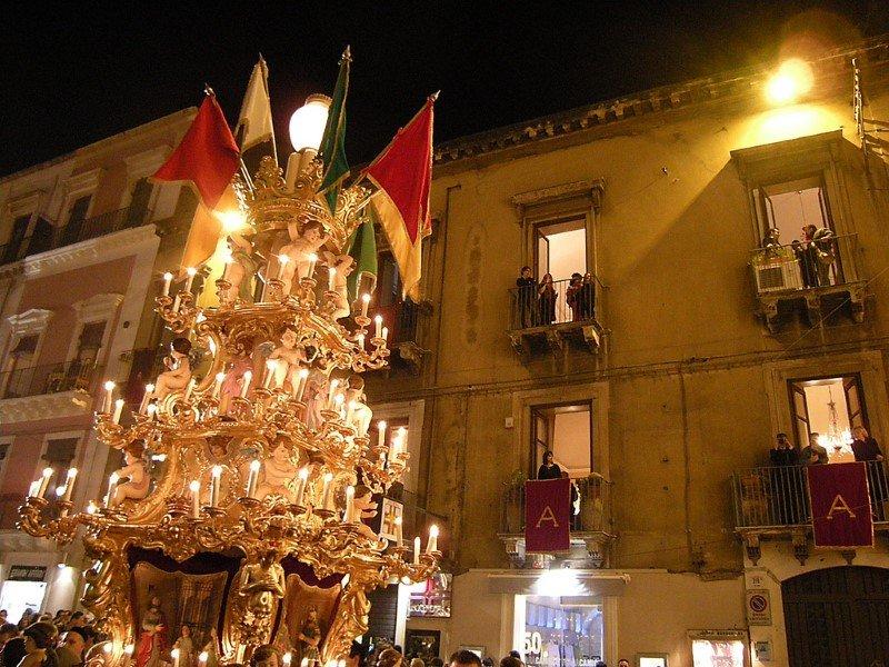 Candelore di Sant'Agata
