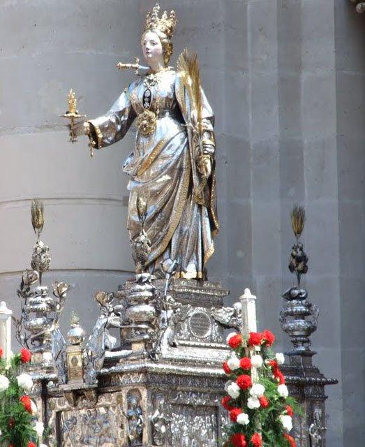 Siracusa - Festa di Santa Lucia
